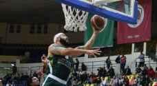 الأهلي يواجه الأرثوذكسي في ثالث مواجهات نصف نهائي دوري السلة