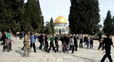 بيان من الحكومة الفلسطينية حول التنسيق مع الأردن لحماية المسجد الأقصى
