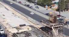 جسور كهربائية تحتوي على مصاعد في عمّان.. صور