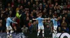 مانشستر سيتي يسحق يونايتد ويضع قدماً في نهائي كأس الرابطة الإنجليزية