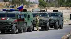الجيش الروسي يعلن وقف إطلاق النار في إدلب