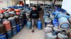 الاحتلال يسمح بعبور غاز الطهي لغزة
