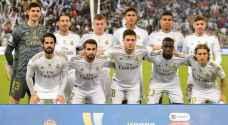 ريال مدريد يرفع كأس السوبر الإسباني في السعودية