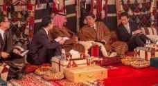 آبي يبحث مع قادة السعودية التوتر في المنطقة وأمن الملاحة وإمدادات النفط