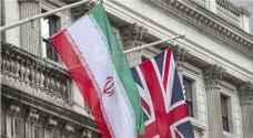 """إيران تحذّر بريطانيا من """"التدخل"""" في شؤونها"""
