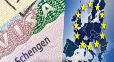 """تسهيلات جديدة للحصول على تأشيرة دخول أوروبا """"شنغن"""" بداية شهر  2 من  2020.. تفاصيل"""