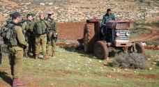 وزير حرب الاحتلال يعلن إقامة 7 محميات طبيعية في الضفة الغربية