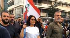 إليسا: نعم لعودة ثورة لبنان