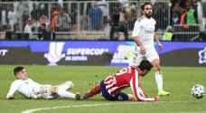 إيقاف فالفيردي مباراة واحدة بعد طرده أمام أتلتيكو