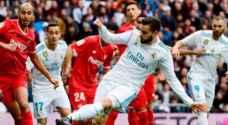 غياب راموس عن ريال مدريد قبل مواجهة إشبيلية