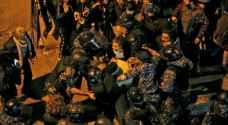 قوات الأمن اللبنانية تفرج عن المتظاهرين الموقوفين في اليومين الأخيرين