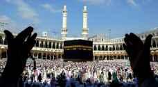 السعودية: أكثر من 52 ألف معتمر أردني خلال 5 أشهر
