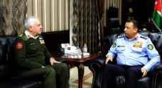 الحواتمة والحنيطي: القوات المسلحة والأجهزة الأمنية هم درع الوطن