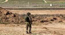 اصابة 3 شبان فلسطينيين برصاص الاحتلال على حدود غزة