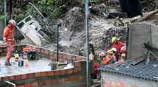 عاصفة عاتية تضرب جنوب شرق البرازيل وتسقط 30 قتيلا