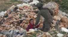 الاحتلال يعتقل طفلين من بيت أمر في الخليل