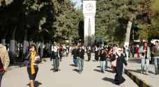التعليم العالي: 13.5% نسبة زيادة الطلبة الوافدين بالجامعات الأردنية
