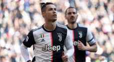 الدوري الإيطالي: ثنائية رونالدو تعيد يوفنتوس الى سكة الانتصارات