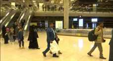 وصول مرضى ومصابين من اليمن للعلاج في الأردن