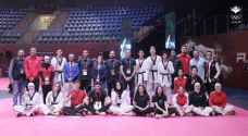 10 ميداليات لمنتخب التايكواندو في بطولة الفجيرة الدولية