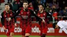 ميرانديس يحقق المفاجأة ويتأهل إلى نصف نهائي كأس ملك إسبانيا