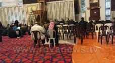 ما حقيقة مداهمة المياه لمسجد الملك المؤسس في العبدلي؟.. صور