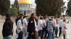 المستوطنون يدعون لاقتحام مركزي وجماعي للمسجد الأقصى الإثنين