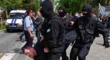 عشرات القتلى والجرحى باشتباكات جنوب كازاخستان