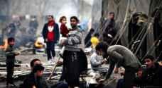 نازحون سوريون نجوا من الموت: ليرحمنا الله لقد تعبنا!