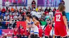 الفحيص يبلغ الدور النصف نهائي في دورة الألعاب للأندية العربية للسيدات لكرة السلة