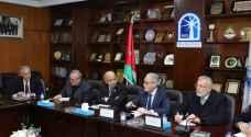 """""""خلية ازمة"""" استباقية لمواجهة فيروس كورونا على تجارة الأردن مع الصين"""
