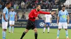 عرفة يشارك بادارة مباراة بكأس الاتحاد الآسيوي