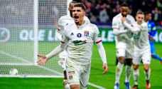 ليون يقصي مرسيليا ويبلغ نصف نهائي كأس فرنسا