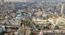 تفاصيل حالة الطقس في الأردن ليوم الجمعة