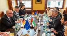 مشاورات سياسية بين الإمارات وألمانيا