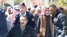 مديرية الأمن العام تواصل احتفالاتها بيوم الوفاء للمتقاعدين العسكريين والمحاربين القدامى- صور