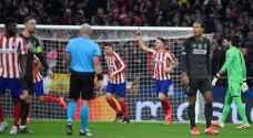 أتلتيكو مدريد يحرز فوزا ثمينا على ليفربول في دوري الأبطال