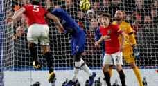 الدوري الانجليزي: يونايتد يسقِط تشلسي ويقلص الفارق مع المركز الرابع