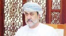 سلطان عمان الجديد يعدل النشيد الوطني