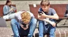 إدمان الهواتف الذكية يغير الدماغ تماما كإدمان المخدرات