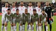 النشامى في المرتبة 97 عالميا و12 عربيا