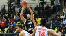 المنتخب الوطني لكرة السلة يواجه كازاخستان بالتصفيات الاسيوية