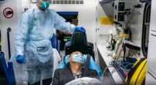 الاحتلال يعلن ارتفاع عدد المصابين بكورونا إلى 10