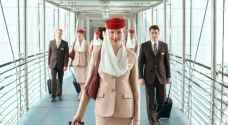 طيران الإمارات تنظم يوماً مفتوحاً لتوظيف مضيفات ومضيفين أردنيين