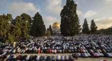 """مخاوف فلسطينية من استغلال الاحتلال لـ """"كورونا"""" لمنع الصلاة في المسجد الاقصى"""