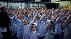 الأونروا تغلق مدارسها في فلسطين مدة 30 يوما بسبب كورونا