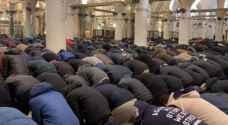 الأوقاف الفلسطينية تدعو مواطنيها للصلاة في منازلهم