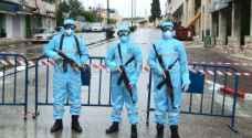 الشرطة الفلسطينية في بيت لحم ترتدي لباسا خاصا لمواجهة كورونا- صور