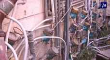 إعادة ضخ المياه على مناطق جنوب عمان ومأدبا ولواء ناعور