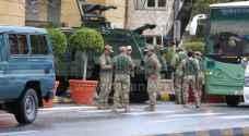رسالة من رئيس هيئة الأركان المشتركة الى نشامى ونشميات القوات المسلحة